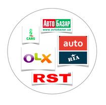 0f669b8b62e6 Автомобили со всех сайтов (таких как  AutoRia, RST, Avtobazar и OLX) в  одном месте, в удобном для анализа формате.